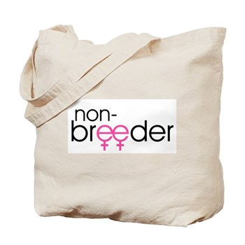 Non-Breeder - Female Tote Bag