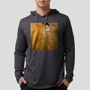 Klimt Portrait of Adele Bloch-Bauer Long Sleeve T-