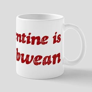 Zimbabwean Valentine Mug