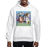 Cats Gone Wild Hooded Sweatshirt