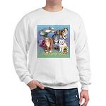 Cats Gone Wild Sweatshirt