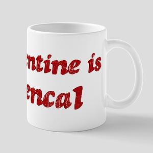 Provencal Valentine Mug