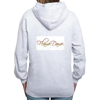 Flame Dame Women's Zip Hoodie