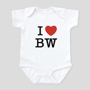 I Heart BW Infant Bodysuit