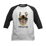 O'Dochartaigh Coat of Arms Kids Baseball Jersey