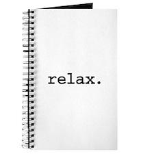 relax. Journal