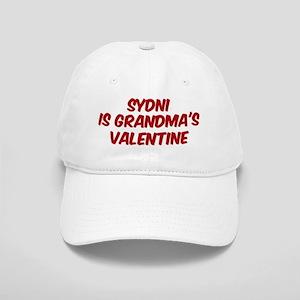 Sydnis is grandmas valentine Cap