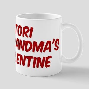 Toris is grandmas valentine Mug