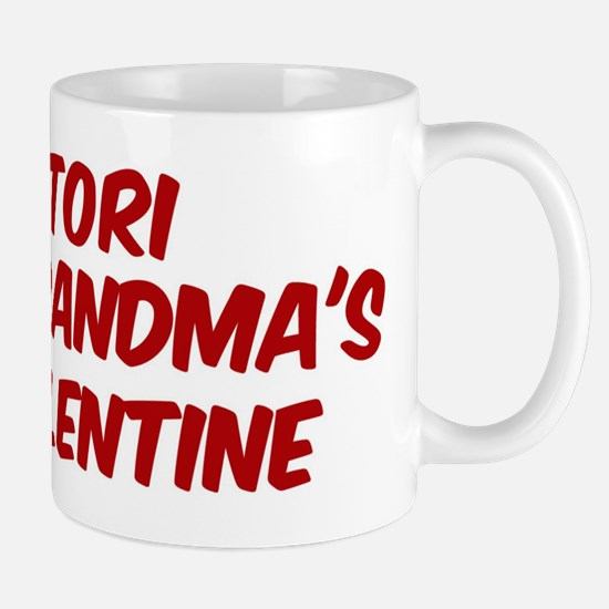Toris is grandmas valentine Mug