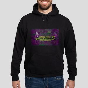 Mardi Gras Good Times Roll Sweatshirt