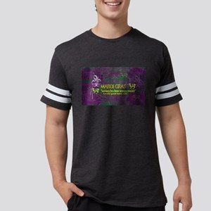 Mardi Gras Good Times Roll T-Shirt
