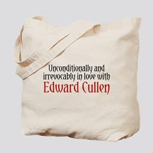 Unconditionally in Love with Edward Tote Bag