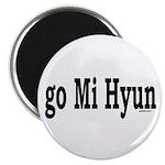 "go Mi Hyun 2.25"" Magnet (100 pack)"