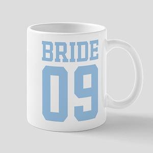 Blue Bride 09 Mug