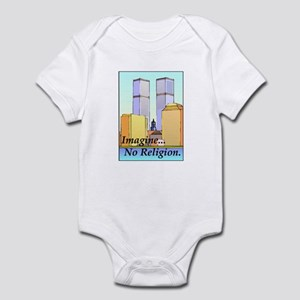 no religion Infant Bodysuit