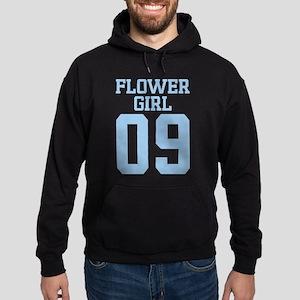 Flower Girl 09 Hoodie (dark)