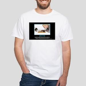 Futility poster T-Shirt