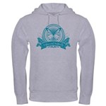 Antisocial Butterfly (blue) Sweatshirt