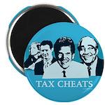 Tax Cheats: Daschle, Rangel, Geithner & Killefer 2