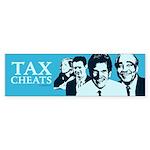 Tax Cheats: Daschle, Rangel, Geithner & Killefer S