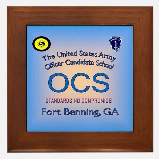 OCS Framed Tile
