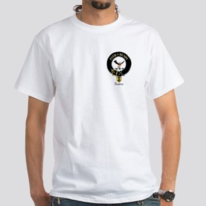 Burns White T-Shirt