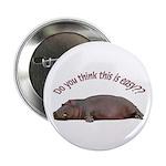 """Hippo 2.25"""" Button"""