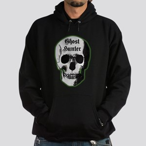 Ghost Hunter Skull Hoodie (dark)