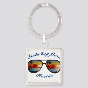 Florida - Siesta Key Beach Keychains