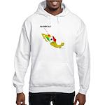 Grandchild in Mexico Hooded Sweatshirt