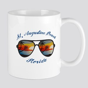 Florida - St. Augustine Beach Mugs