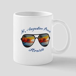 Florida - St. Augustine Beach Mugs