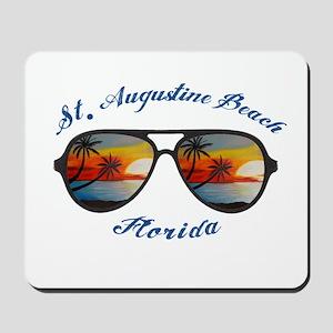 Florida - St. Augustine Beach Mousepad