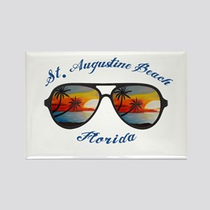 Florida - St. Augustine Beach Magnets
