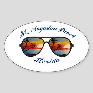 Florida - St. Augustine Beach Sticker