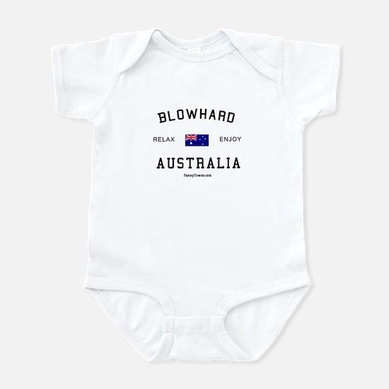 Blowhard (AUS) Australia T-sh Infant Bodysuit