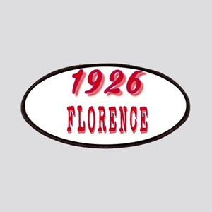 1926 FLORENCE Patch