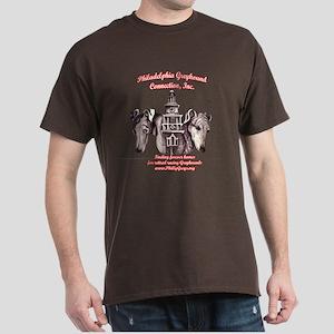 PGC Logo ~ Red Dark T-Shirt