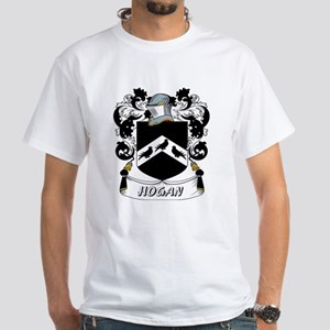 Hogan Coat of Arms White T-Shirt