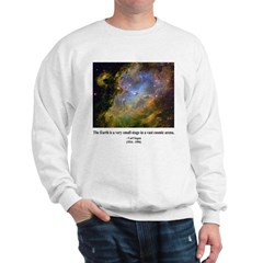 Carl Sagan J Sweatshirt