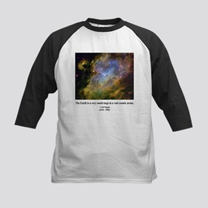 Carl Sagan J Kids Baseball Jersey