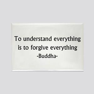 Understand and Forgive Rectangle Magnet