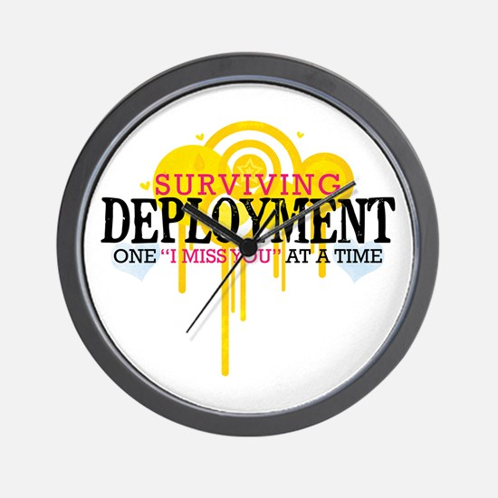 Deployment (I Miss You) Wall Clock
