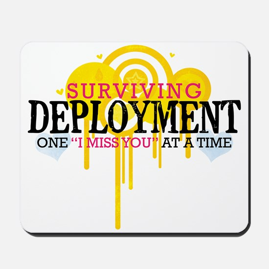 Deployment (I Miss You) Mousepad