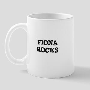 FIONA ROCKS Mug