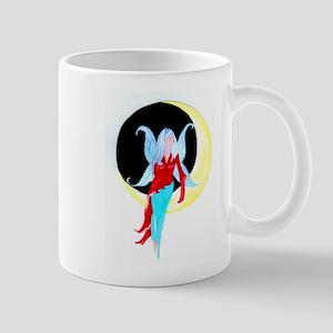 Blessed Be Moon Fairy Mug
