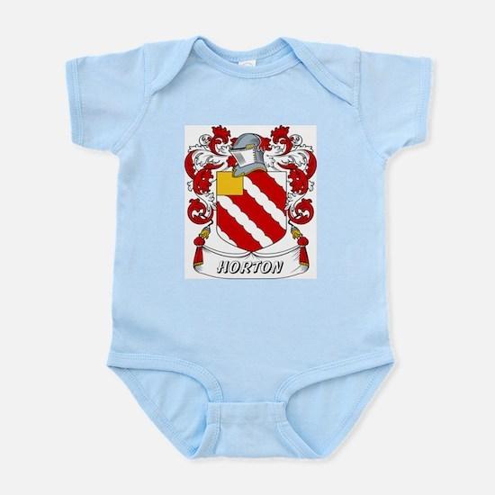 Horton Coat of Arms Infant Creeper