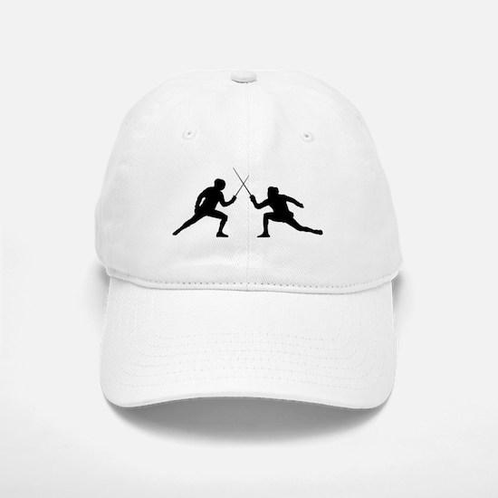 Fencers Baseball Baseball Cap