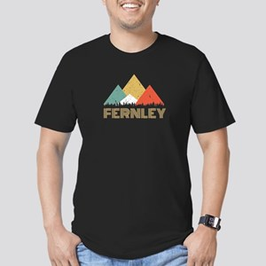 Retro City of Fernley Mountain Shirt T-Shirt