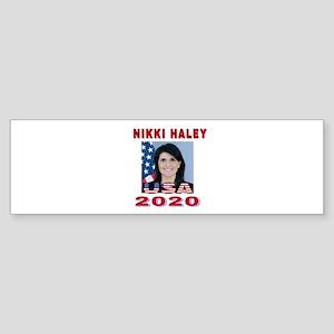 NIKKI HALEY 2020 Bumper Sticker